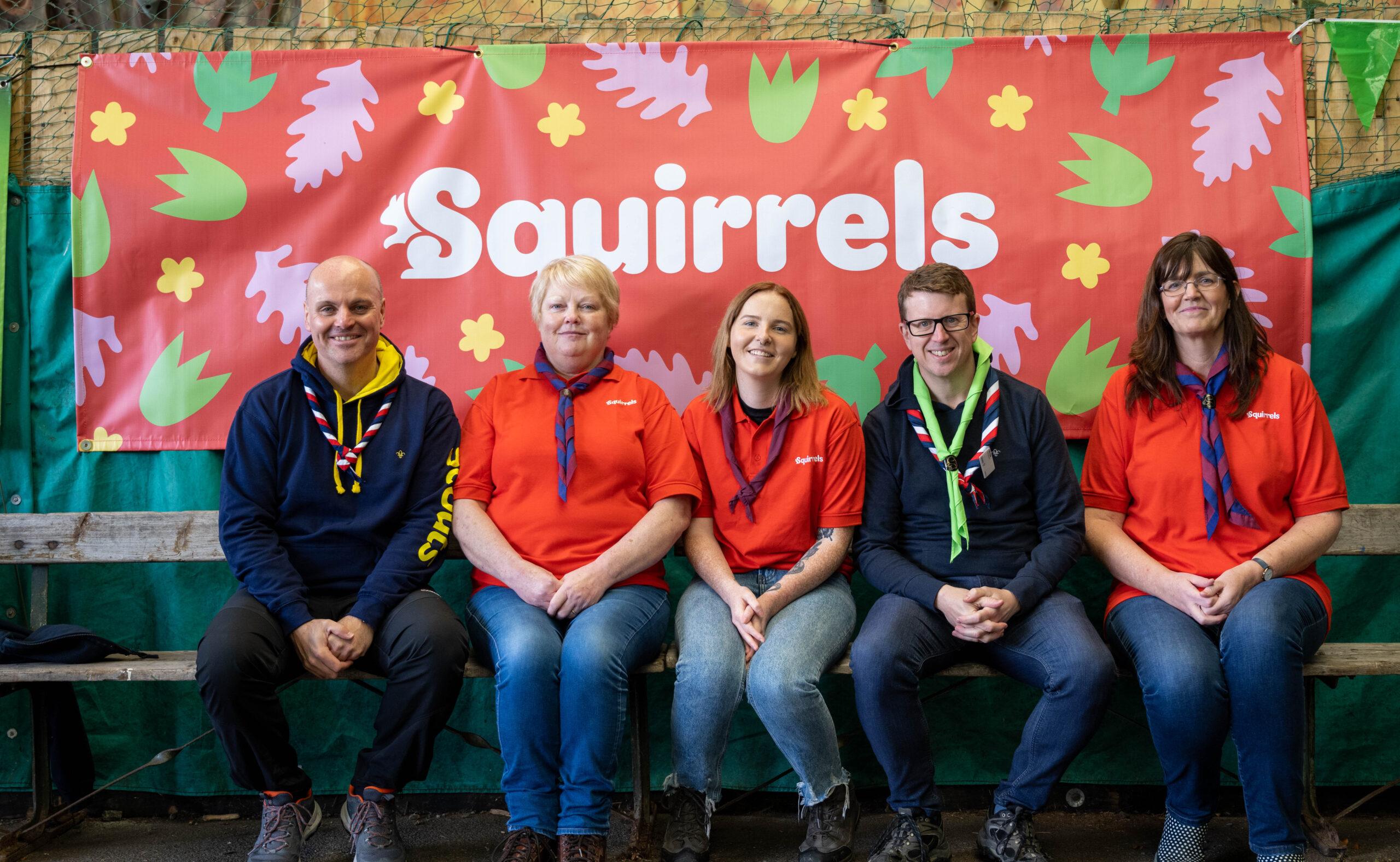Squirrel Celebration Day – October 2021